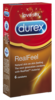 - 10 stk. DUREX Real Feel Kondomer (latexfri)