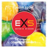- 10 stk. EXS Bubble Gum kondomer