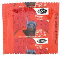 - 10 stk. EXS Crazy Cola kondomer