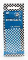 - 10 stk. Protex Classic Kondomer