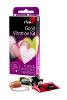 - 6 stk. RFSU Good Vibration kondomer