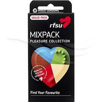 - 30  stk. RFSU Mixpack - Pleasure Collection Kondomer