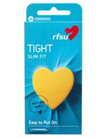 - 10 stk. RFSU Tight kondomer