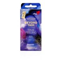 - 8 stk. RFSU True Feeling Kondomer