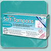 - Soft-Tampons 3 stk. Normal