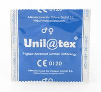 - 24 stk. Unilatex Plain kondomer