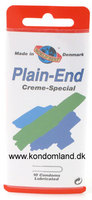 - 10 stk. WORLDS BEST - Plain-End Creme Special kondomer